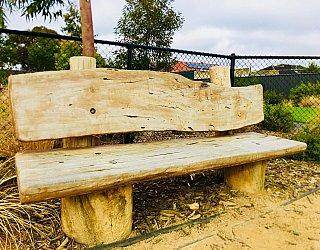 Jervois Street Reserve Junior Natural Seat
