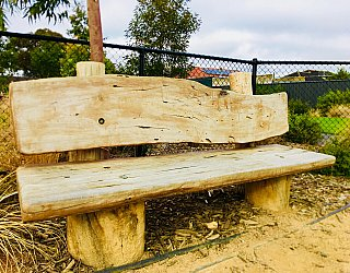 Jervois Street Reserve Junior Natural Seat
