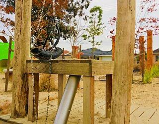 Jervois Street Reserve Junior Sand Pulley 2