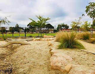 Jervois Street Reserve Junior Sand Pit 2