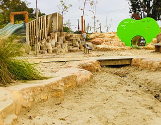 Jervois Street Reserve Junior Sand Pit