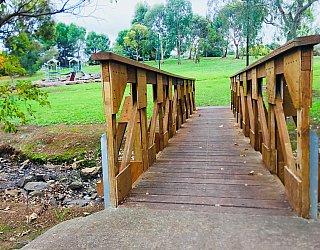 Hugh Johnson Boulevard Reserve Bridge 2