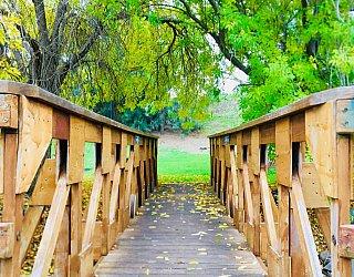 Hugh Johnson Boulevard Reserve Bridge