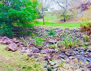 Hugh Johnson Boulevard Reserve Rocky River