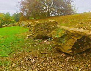 Hugh Johnson Boulevard Reserve Climbing Rocks