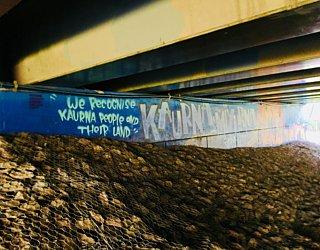 Warriparingga Wetlands Underpass Art 1