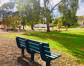 Gully Road North Reserve Seating 3