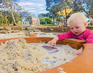 Gully Road North Reserve Accessible Sandtable 4 Eb