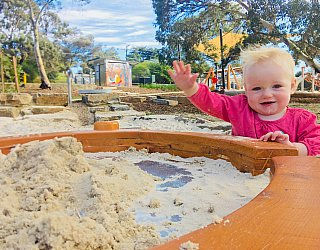 Gully Road North Reserve Accessible Sandtable 3 Eb