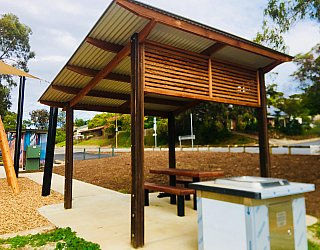Gully Road North Reserve Shelter 2