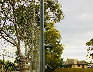 Sandery Avenue Reserve Netball 1