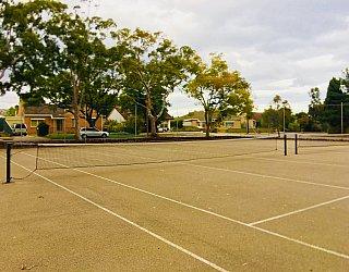 Sandery Avenue Reserve Tennis 1
