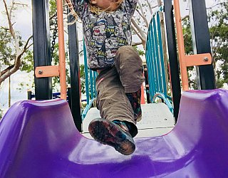 Sandery Avenue Reserve Purple Slide 1 Zb