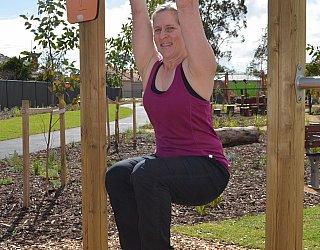 Jervois Street Reserve Fitness 2