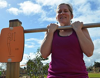 Jervois Street Reserve Fitness 3