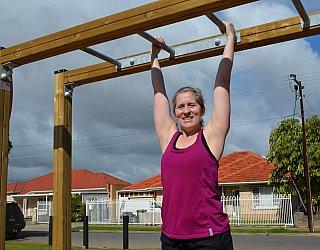Jervois Street Reserve Fitness 7