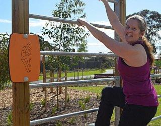 Jervois Street Reserve Fitness 8