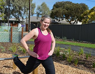 Jervois Street Reserve Fitness 11