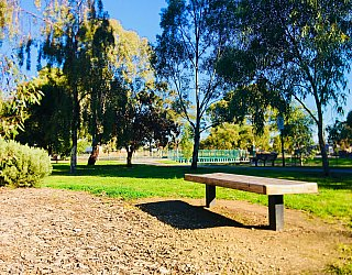 Everest Avenue Reserve Bench Seat 1