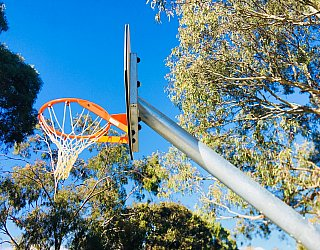 Appleby Road Reserve Construction Basketball 1