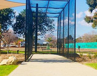 Warradale Park Reserve Cricket Net 2