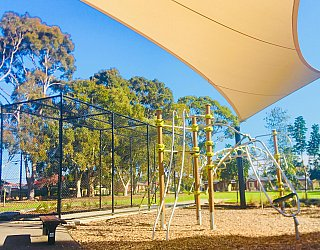 Warradale Park Reserve Senior Playground 3