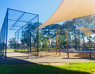 Warradale Park Reserve Senior Playground 2
