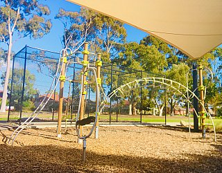 Warradale Park Reserve Senior Playground
