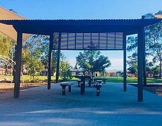 Warradale Park Reserve Shelter 1
