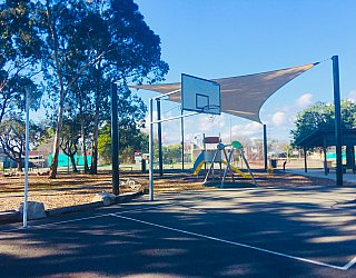 Warradale Park Reserve Basketball Netball