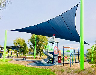 Aldridge Avenue Reserve Shade 1