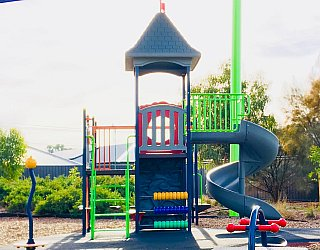 Aldridge Avenue Reserve Playground 1