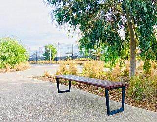 Aldridge Avenue Reserve Seat 1