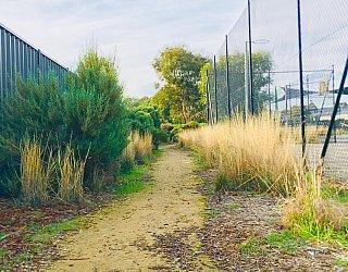 Aldridge Avenue Reserve Track 2