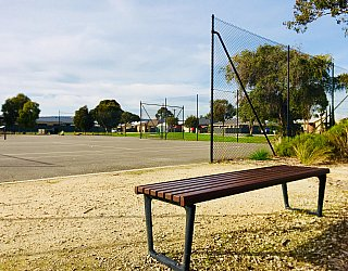Aldridge Avenue Reserve Panorama Courts 2