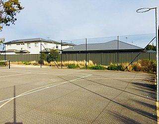 Aldridge Avenue Reserve Netball 2