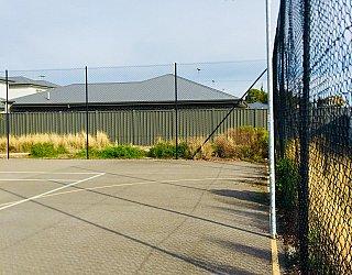 Aldridge Avenue Reserve Netball 1