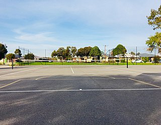 Aldridge Avenue Reserve Courts 2