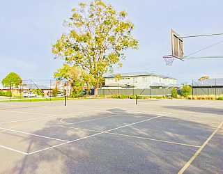 Aldridge Avenue Reserve Basketball 1