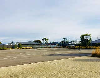 Aldridge Avenue Reserve Courts 1