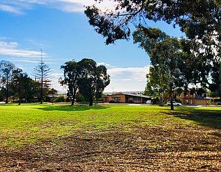 Mitchell Street Reserve City View 2