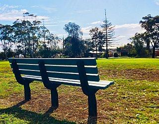 Mitchell Street Reserve Seat 1