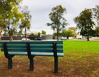 Hume Street Reserve Seat 2