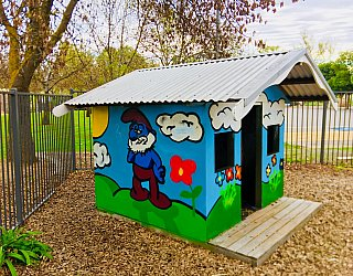 Hessing Crescent Reserve Playground Cubby 1