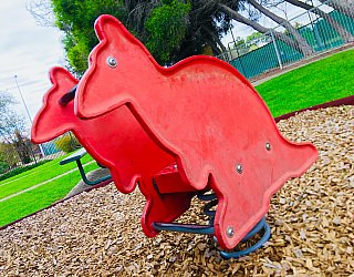 Hessing Crescent Reserve Playground Kangaroo Springer 2