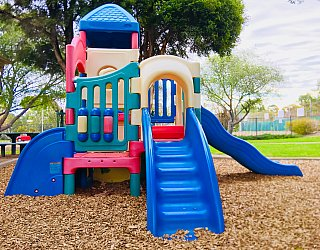Hessing Crescent Reserve Playground 1