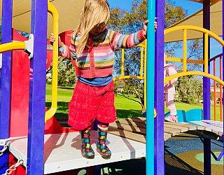 Pavana Reserve Playground Firemanns Pole Zb 2