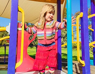 Pavana Reserve Playground Firemanns Pole Zb 1
