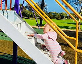 Pavana Reserve Playground Stairs Eb 1