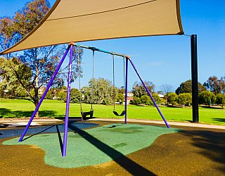 Pavana Reserve Playground Swings 3